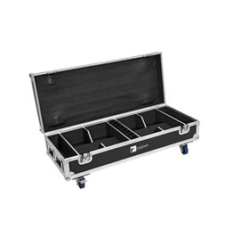 ROADINGER ROADINGER Flightcase 8x AKKU IP UP-4 QuickDMX with charging function