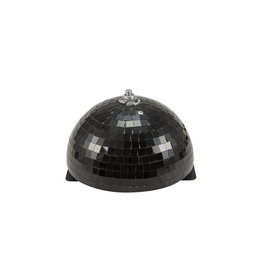 EUROLITE EUROLITE Half Mirror Ball 20cm black motorized
