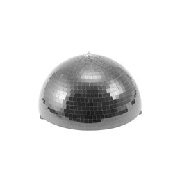 EUROLITE EUROLITE Half Mirror Ball 30cm black motorized