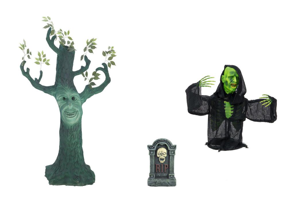 EUROPALMS EUROPALMS Set Halloween GHOST TREE