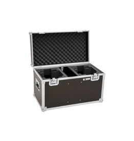 ROADINGER ROADINGER Flightcase 2x LED TMH-X4