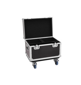 ROADINGER ROADINGER Flightcase PRO 2x Spark Master with wheels