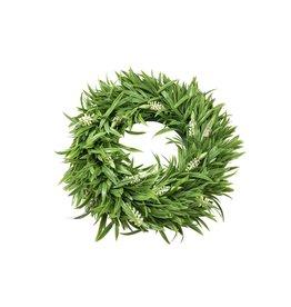 EUROPALMS EUROPALMS Lavender Wreath, 30cm