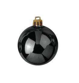 EUROPALMS EUROPALMS Deco Ball 7cm, black 6x