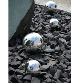 EUROPALMS EUROPALMS Deco Ball 20cm, silver