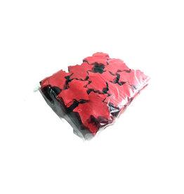 TCM TCM FX Slowfall Confetti Maple Leaves 100x100mm, red, 1kg