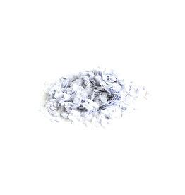TCM TCM FX Slowfall Confetti Snowflakes 10x10mm, white, 1kg