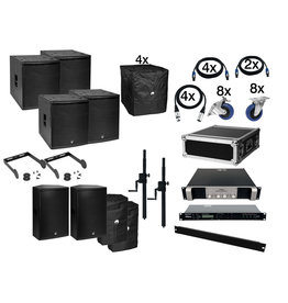 OMNITRONIC OMNITRONIC PAS MK3 Band Set