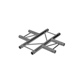 ALUTRUSS ALUTRUSS BILOCK BQ2-SPAC41H 4-way Cross Piece bk