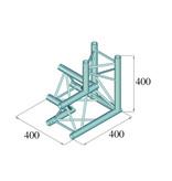 ALUTRUSS ALUTRUSS DECOLOCK DQ3-SPAL33 3-Way Corner 90° bk