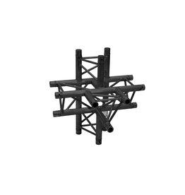ALUTRUSS ALUTRUSS DECOLOCK DQ3-SPAT51 5-Way Piece \/ bk