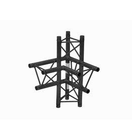 ALUTRUSS ALUTRUSS DECOLOCK DQ3-SPAC45 4-Way Corner right bk