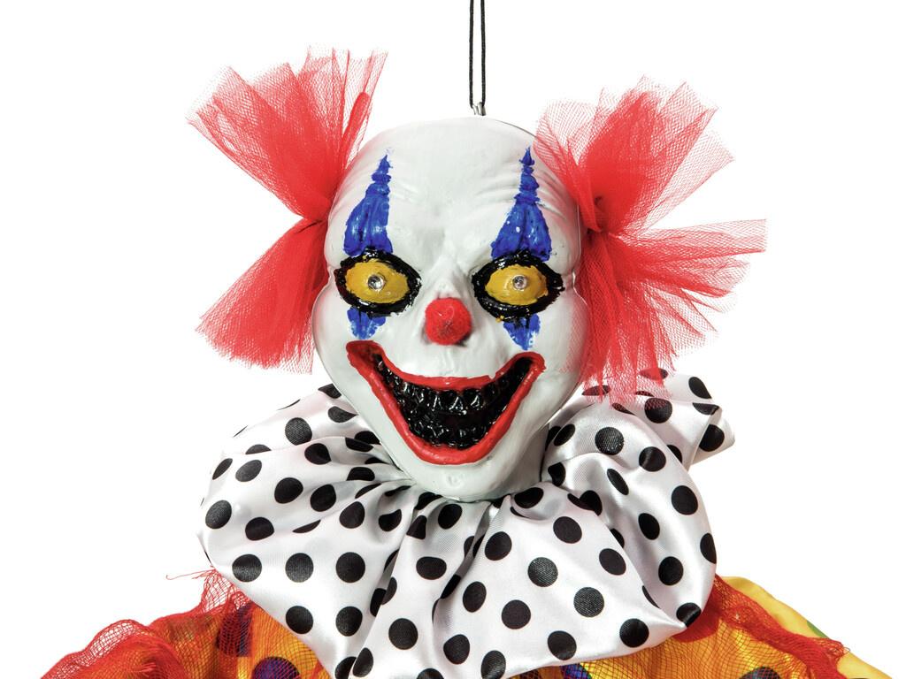 EUROPALMS EUROPALMS Halloween Small Clown, 90cm
