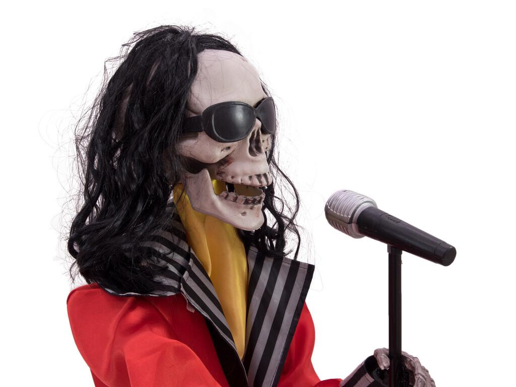 EUROPALMS EUROPALMS Halloween Dancing Singer, 145cm