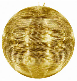 EUROLITE EUROLITE Mirror Ball 75cm gold