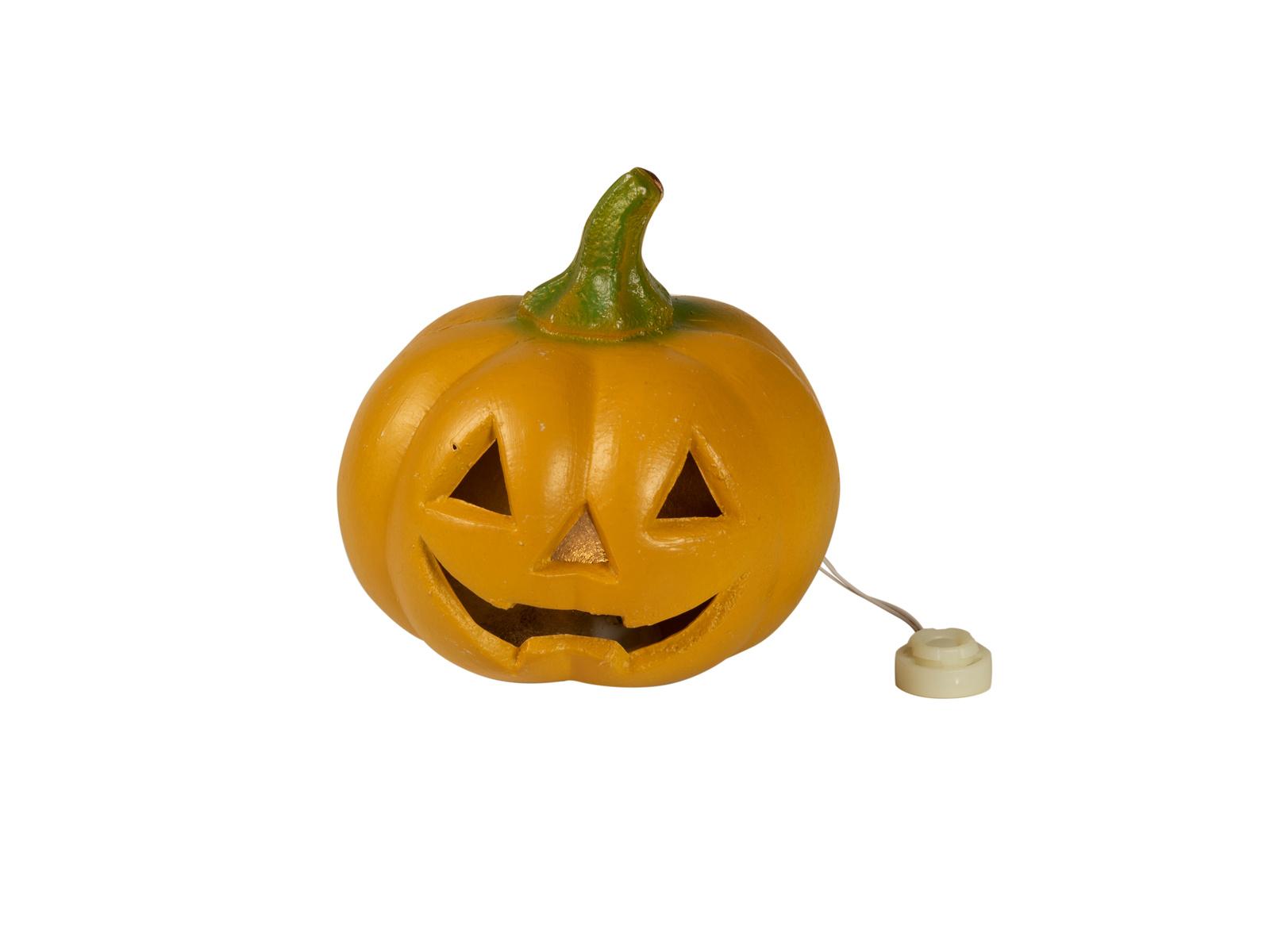 EUROPALMS EUROPALMS Halloween Pumpkin illuminated, 12cm