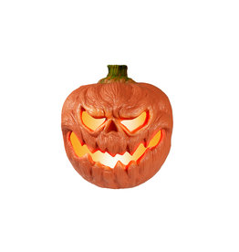 EUROPALMS EUROPALMS Halloween Pumpkin illuminated, 18cm