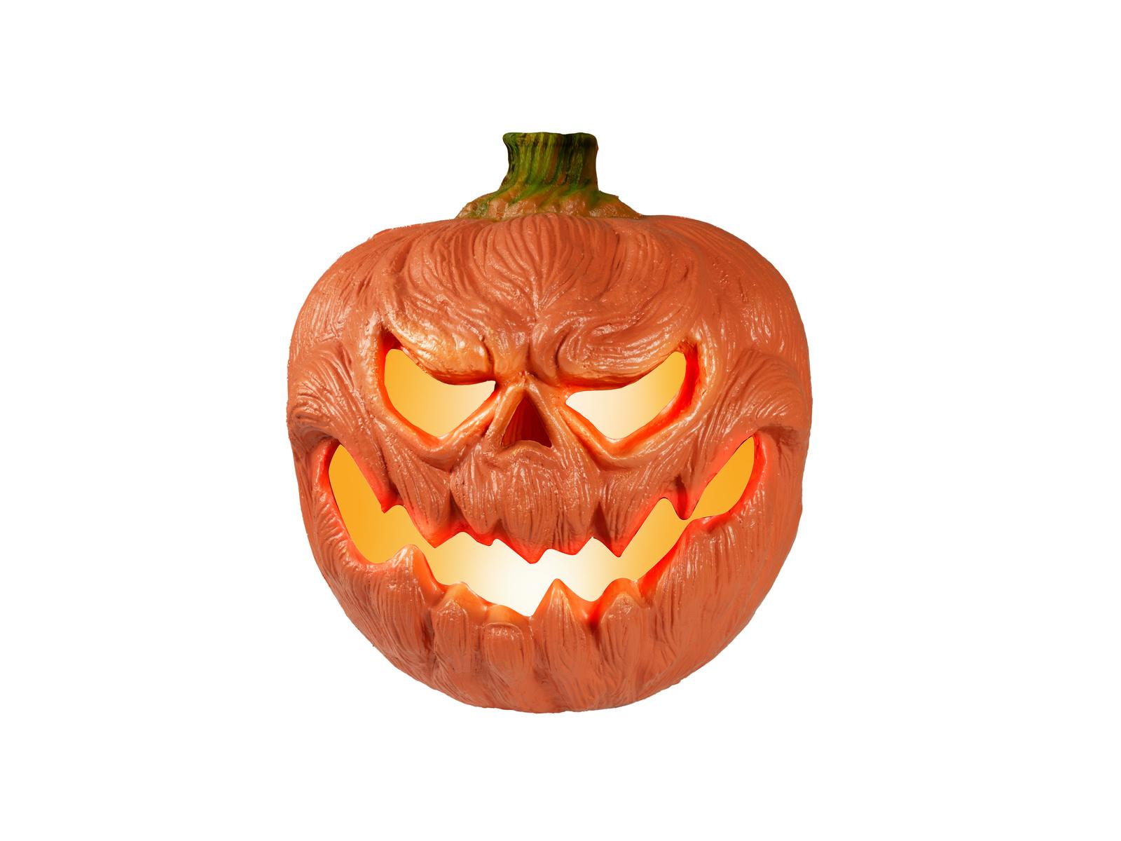 EUROPALMS EUROPALMS Halloween Pumpkin illuminated, 18cm