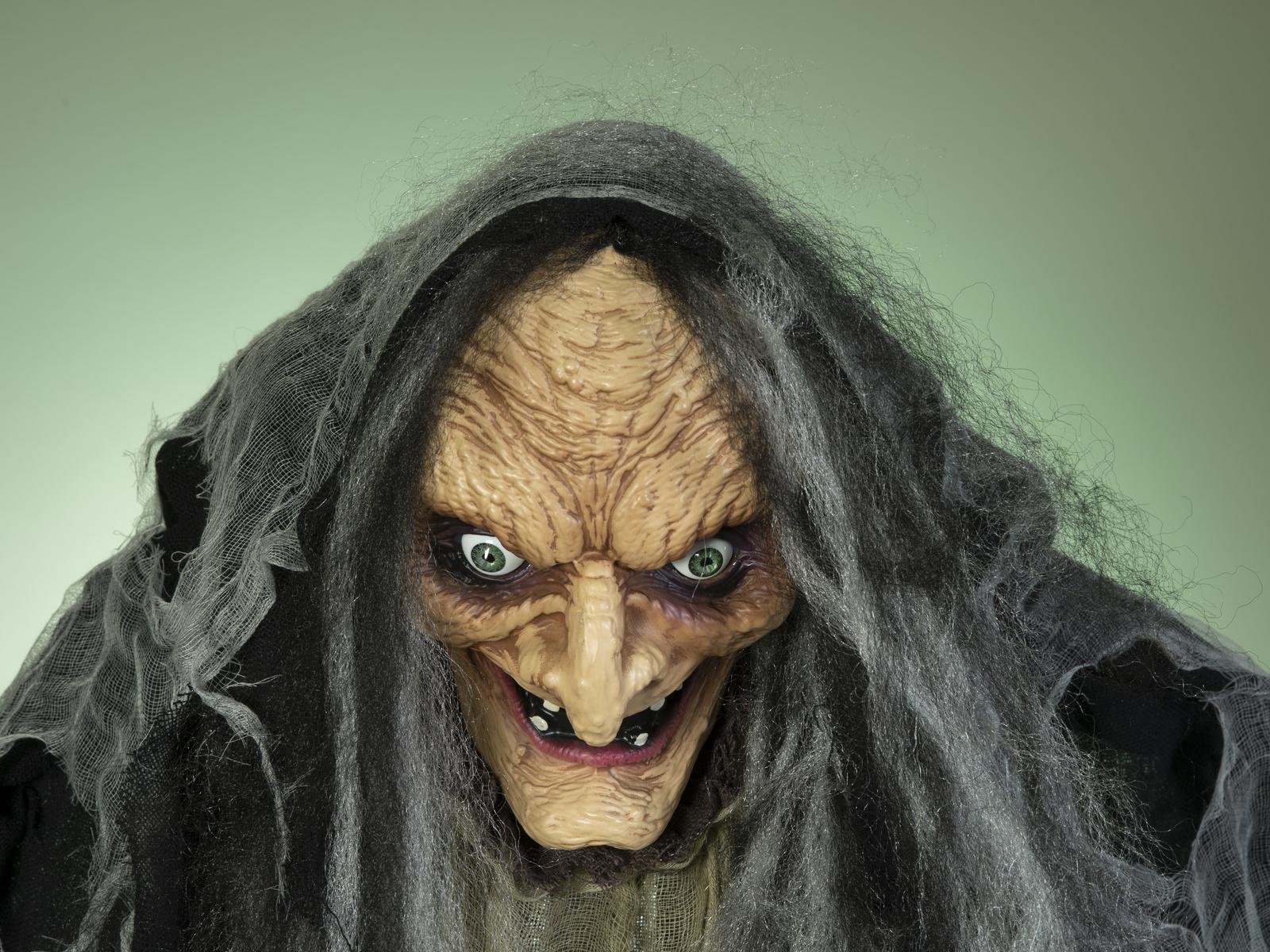 EUROPALMS EUROPALMS Halloween Witch, Nahema, 160cm