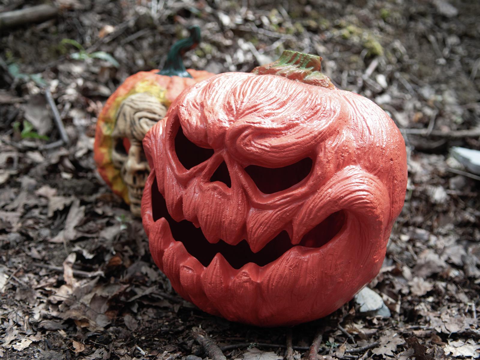 EUROPALMS EUROPALMS Halloween Pumpkin, 31cm