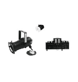 EUROLITE EUROLITE Set DIY PAR-20 Spot + Multi adapter, 3 phases, black