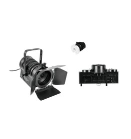 EUROLITE EUROLITE Set DIY LED THA-40PC TRC + Multi adapter, 3 phases, black