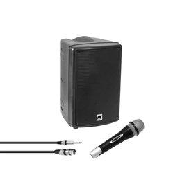 OMNITRONIC OMNITRONIC Set WMAS-08BT MK2 wireless PA system + Partymic-1