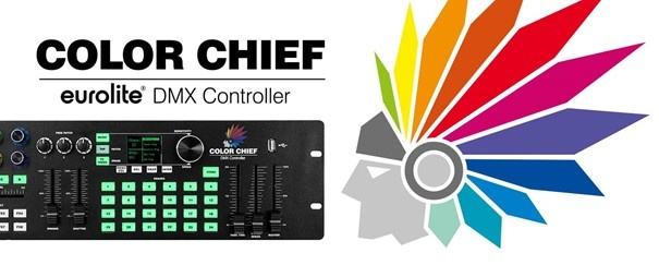 Color Chief DMX Controller