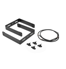 OMNITRONIC OMNITRONIC MOLLY-6 Extension Bracket black 2x