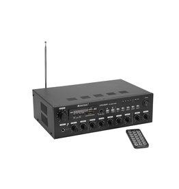 OMNITRONIC OMNITRONIC CPZ-120P PA Mixing Amplifier