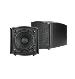 OMNITRONIC OMNITRONIC OD-2 Wall speaker 8Ohms black 2x