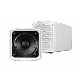 OMNITRONIC OMNITRONIC OD-2 Wall speaker 8Ohms white 2x