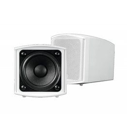 OMNITRONIC OMNITRONIC OD-2T Wall speaker 100V white 2x