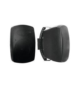 OMNITRONIC OMNITRONIC OD-6A Wall speaker active black 2x