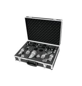 OMNITRONIC OMNITRONIC MIC 77-7LMH Drum microphone set