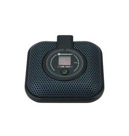 RELACART UB-200 UHF boundary microphone
