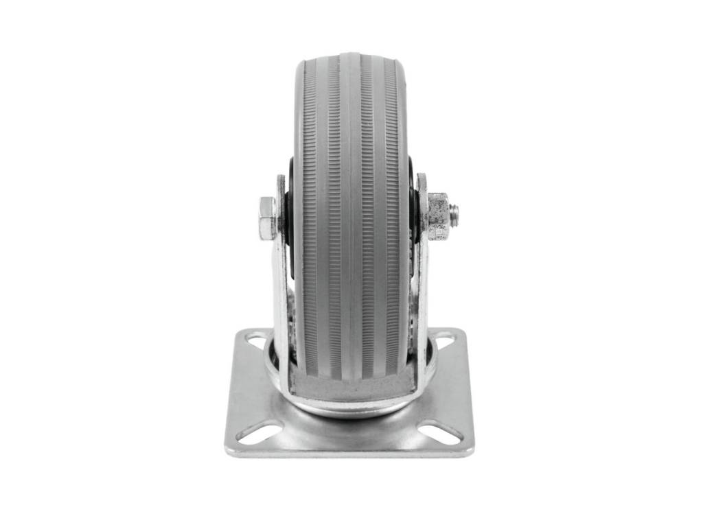 ACCESSORY Swivel castor 75mm grey