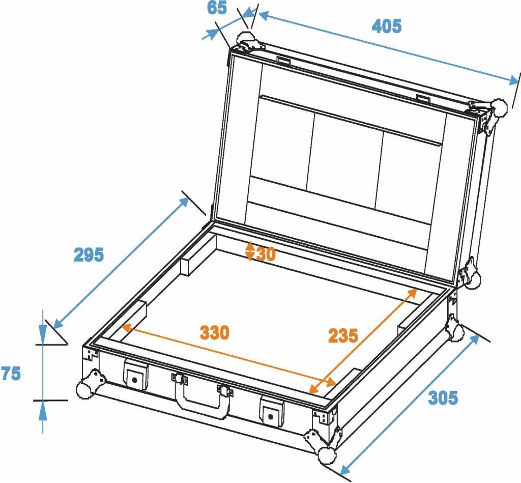 ROADINGER ROADINGER Laptop case LC-13 maximum 325x230x30mm