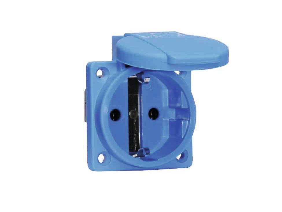 BALS BALS Safety outlet 16A bu