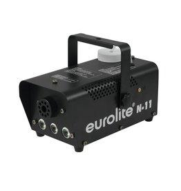 EUROLITE EUROLITE N-11 LED Hybrid amber fog machine