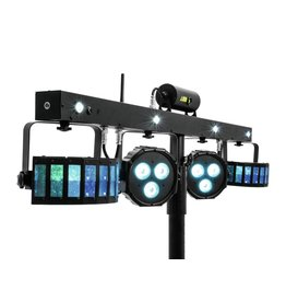 EUROLITE EUROLITE LED KLS laser bar FX light set