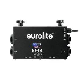 EUROLITE EUROLITE EDX-4RT DMX RDM truss dimmer pack