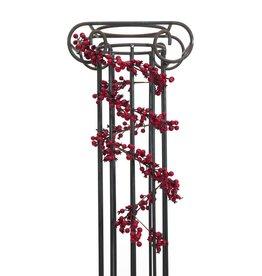 EUROPALMS EUROPALMS Berry garland red 180cm