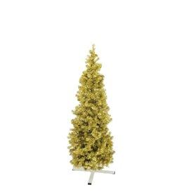 EUROPALMS EUROPALMS Fir tree FUTURA, gold metallic, 180cm