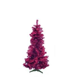 EUROPALMS EUROPALMS Fir tree FUTURA, violet metallic, 180cm