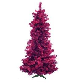 EUROPALMS EUROPALMS Fir tree FUTURA, violet metallic, 210cm