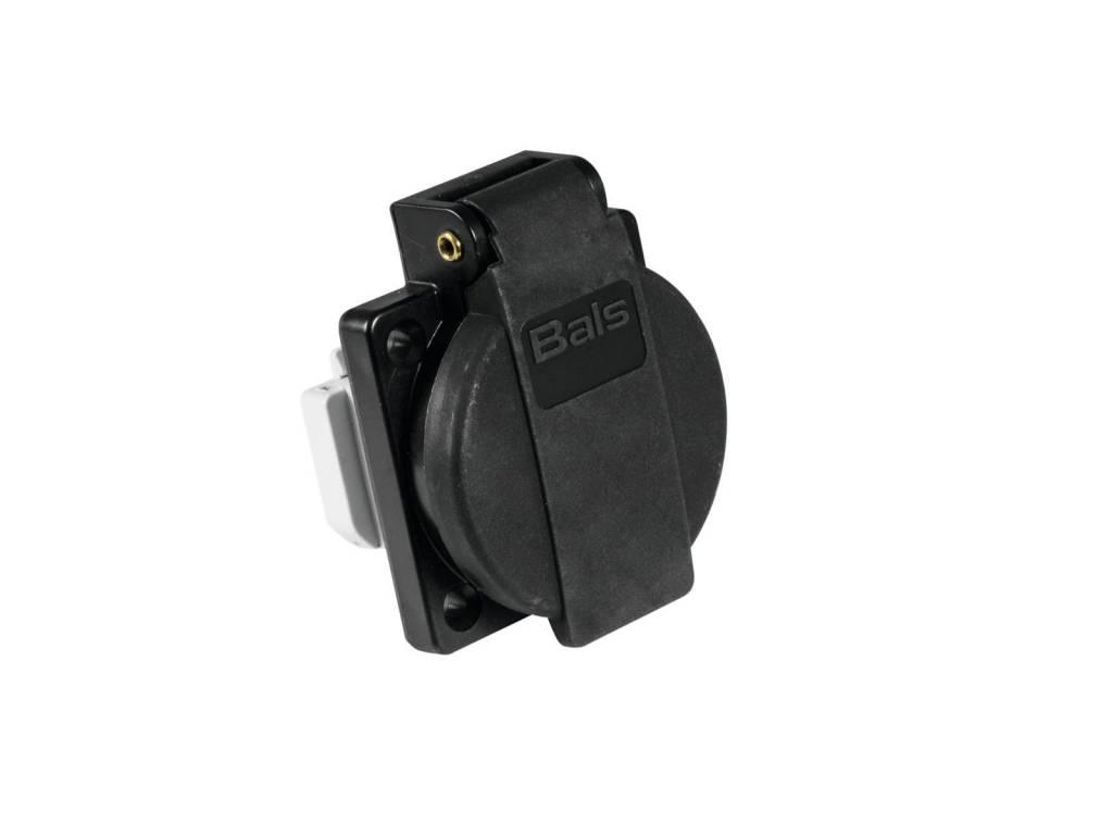 BALS BALS Safety outlet 16A bk