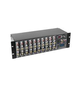 OMNITRONIC OMNITRONIC RM-1422FX USB Rack mixer