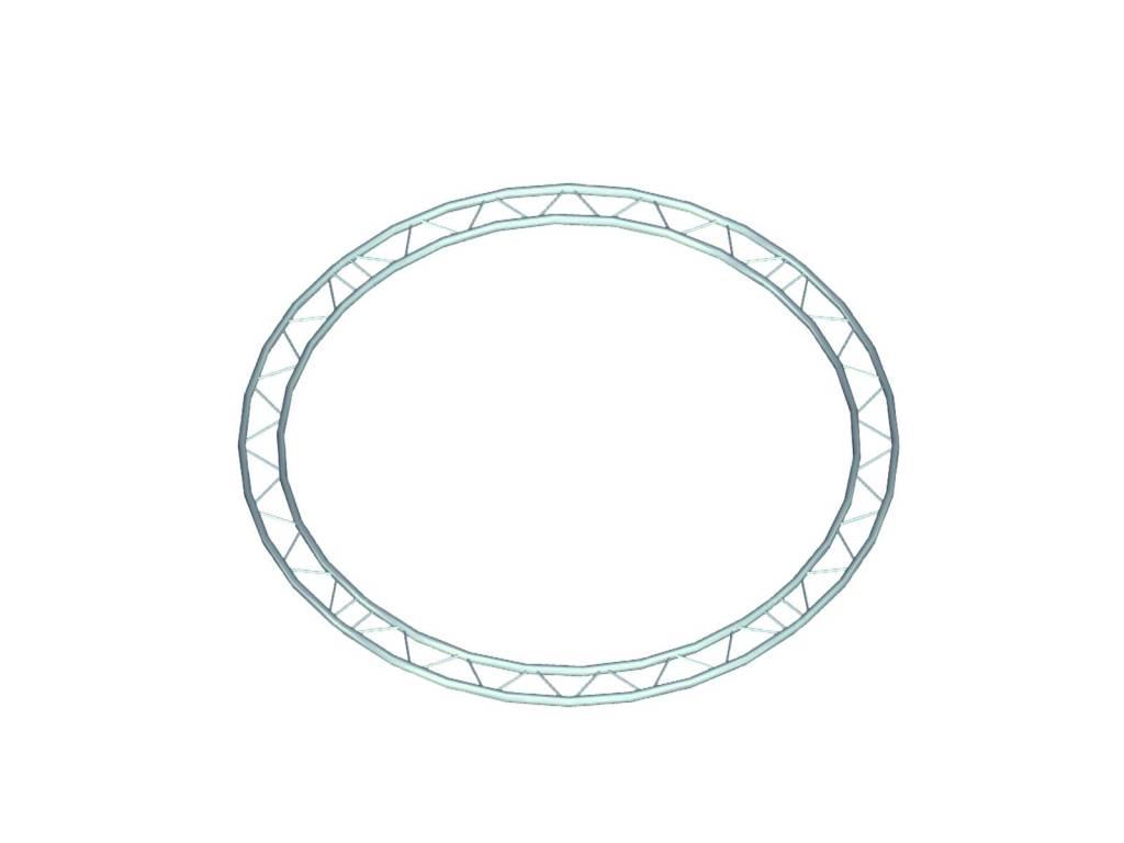 ALUTRUSS ALUTRUSS DECOLOCK DQ2 circle 1m(inside) horizontal