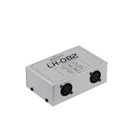OMNITRONIC OMNITRONIC LH-082 Stereo isolator XLR